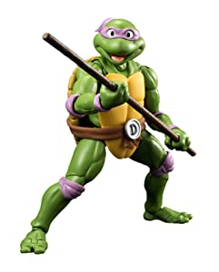 "Bandai Tamashii Nations S.H. Figuarts Donatello ""Teenage Mutant Ninja Turtles"" Action Figure"
