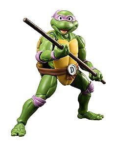 """Bandai Tamashii Nations S.H. Figuarts Donatello """"Teenage Mutant Ninja Turtles"""" Action Figure"""
