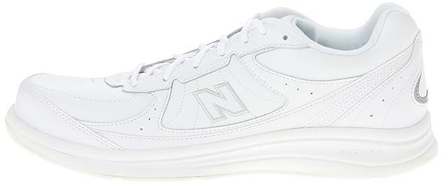 Farbig Marke Einzigartig New Balance Wei? Schuhe Mw577wt S