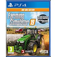Farming Simulator 19 Day One Edition (PlayStation 4)