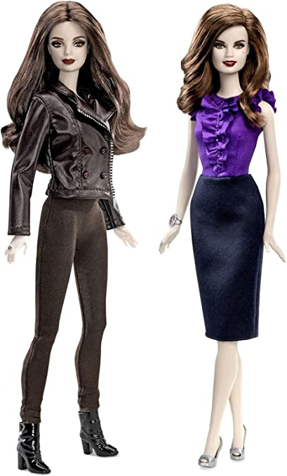 Bella Twilight Saga Breaking Dawn Part 2 Doll Barbie Pink Label Collector NEW