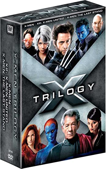 X Men Trilogy United The Last