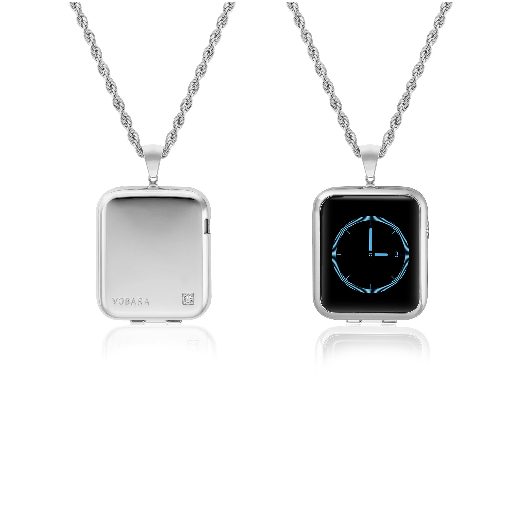Necklace for Apple Watch with Protective Case by
