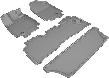 Black CFMAX1TT9086 Nylon Carpet Coverking Custom Fit Front Floor Mats for Select Toyota Tacoma Models