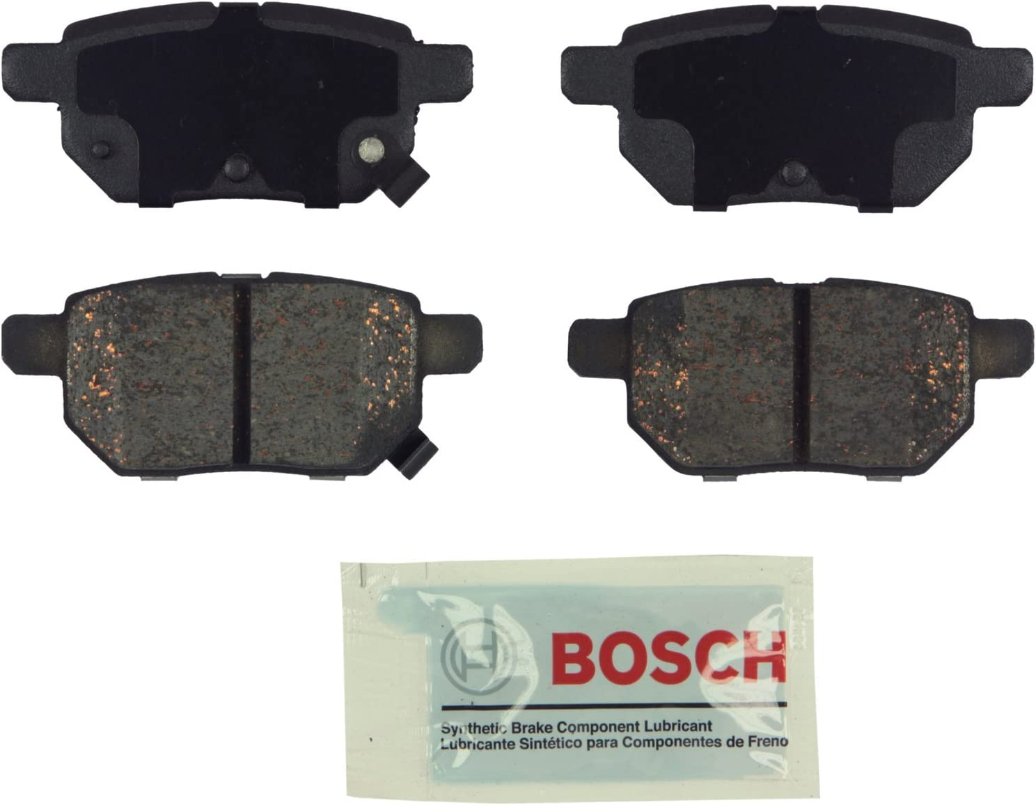 Frt Disc Brake Pads  Bosch  BE134