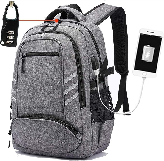 Laptop Backpack Casual Backpack Daypacks Computer Business Backpacks Travel Backpacks Bag Hiking Daypack College School Bookbag Work Bag Merry Christmas Angel