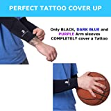 SportsTrail Arm Sleeves for Men & Women, Tatoo