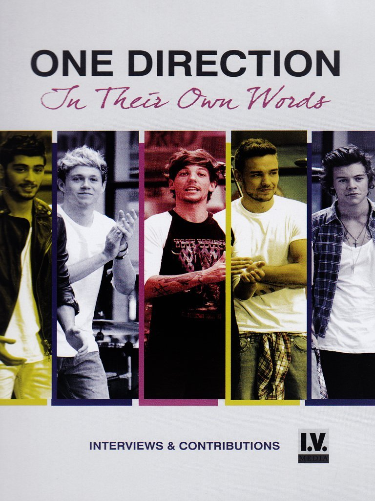 DVD : One Direction - In Their Own Words (DVD)