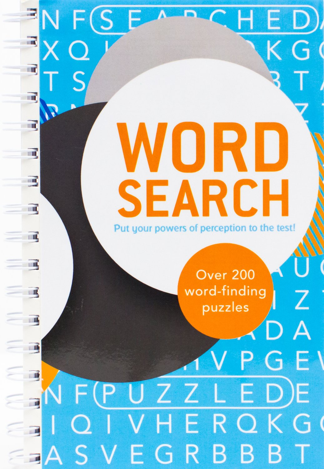 Wordsearch Ultimate Spiral Puzzles Parragon product image
