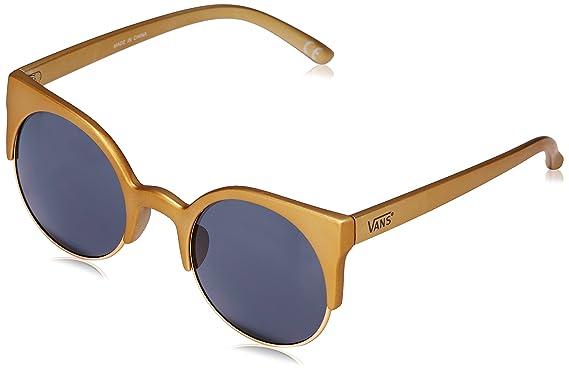 Vans G Halls Woods Sung Matte Gold Gafas de Sol, (Talla del ...