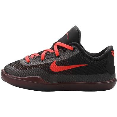 new style 1d9f8 3ac29 Amazon.com  Nike Kobe X Toddler Boys Shoe Black Anthracite Bright Crimsone  (7c US Toddler)  Shoes
