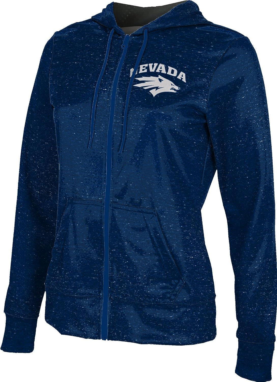ProSphere University of Nevada Girls Zipper Hoodie School Spirit Sweatshirt Heather