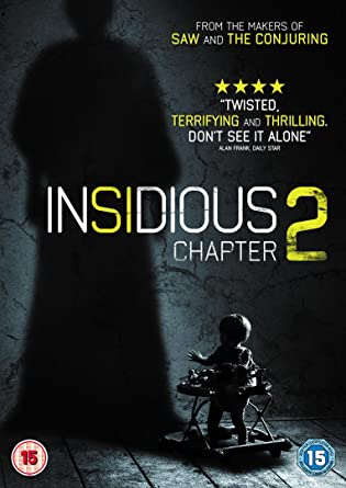 insidious what is it about