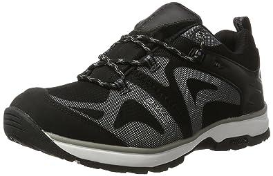 Icepeak Wiwa, Chaussures Multisport Outdoor Homme, Noir (Black), 44 EUIcepeak