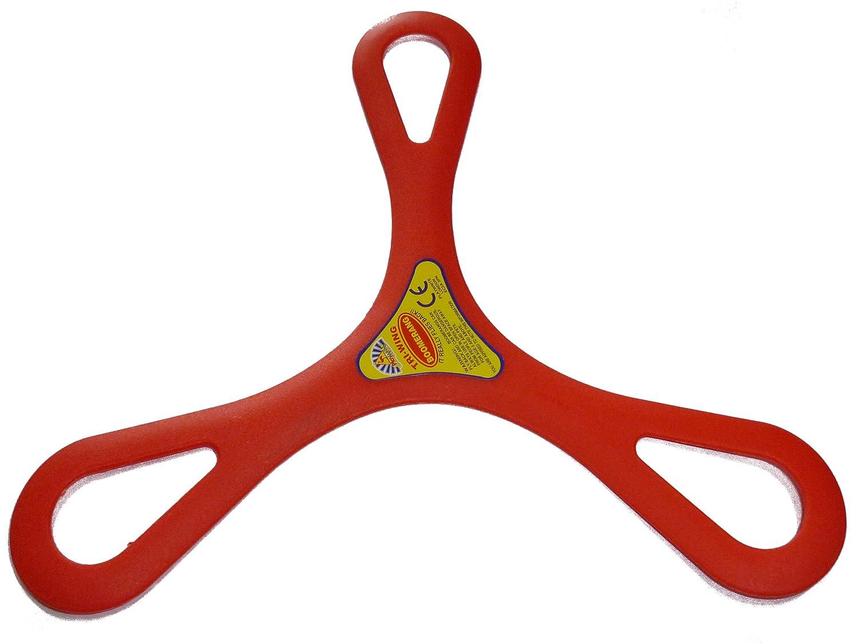 Tri-Wing Boomerang - 14cm PMS trigreen