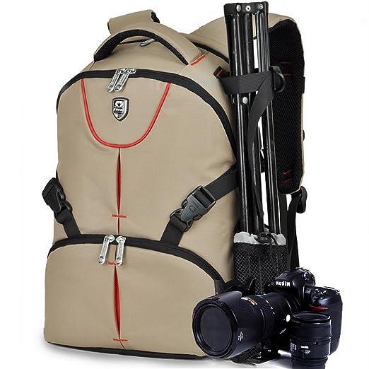 3 opinioni per XSY Zaino Fotografico Professionale Grande per Fotocamera Digitale Reflex e