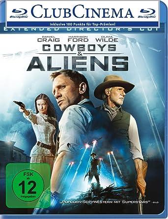 Bildergebnis für cowboys aliens bluray