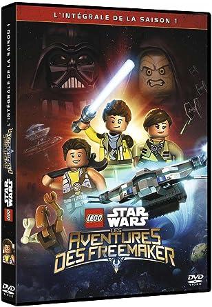 Star Wars Les Aventures des Freemaker S01-S02 complète
