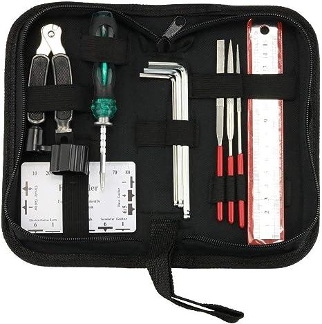 Guitar Repair and Maintenance Tools Accessories Kit