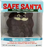 Safe Santa Christmas Chocolate - Gluten Free, Milk Free, Nut Free, ...