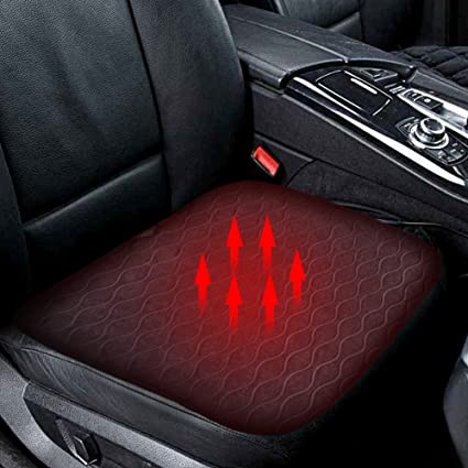 Seat Heater Cushion Catinbow 12V Heated High Low Off Switches Auto