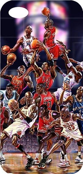 Abrastore Carcasa iPhone 8 Michael Jordan Swag Chicago Bulls ...