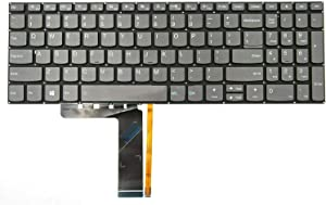 Replacement Keyboard Compatible with Lenovo ideapad 330S-15 330S-15ARR 330S-15AST 330S-15IKB 330S-15ISK Series Laptop Without Backlit