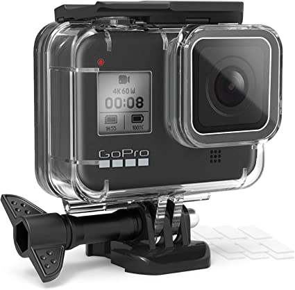 Waterproof Diving Protective Housing Silicon Case for GOPRO Hero 5 6 7 Soft