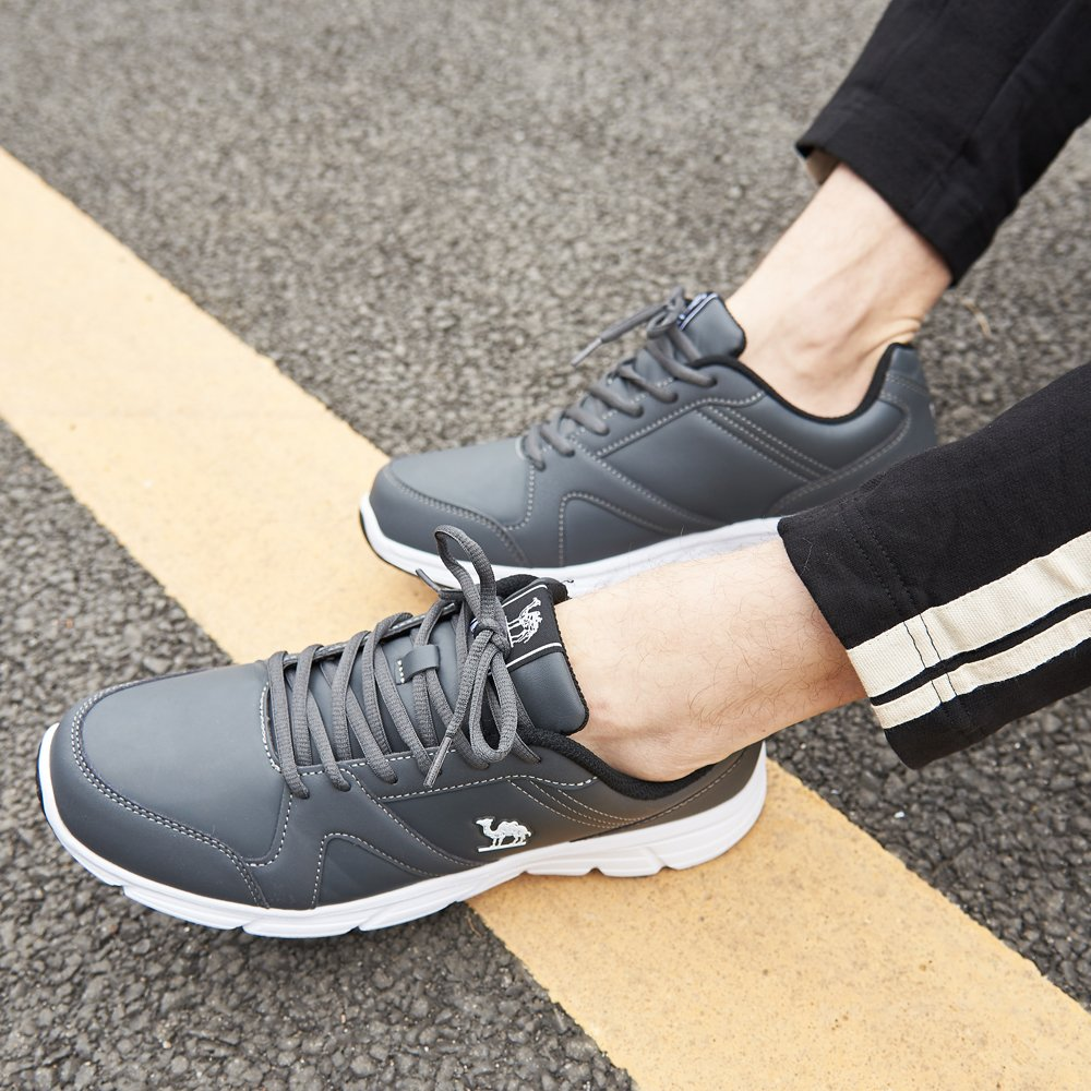 CAMEL CROWN Men's Running Shoes Lightweight Casual Sports Cushioning Sneakers