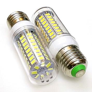 ASL Bombilla Led, Lámpara de maíz de 10W E14 Tornillo de boca Botella de luz cálida ...