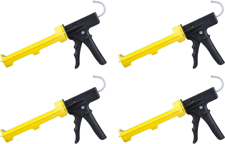 ETS2000 Ergo Composite Caulk Gun Free Shipping New Dripless Inc