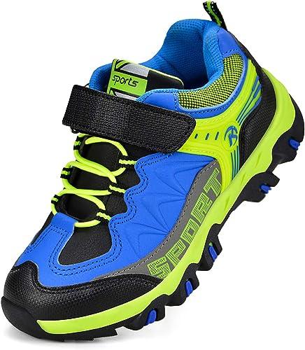 Troadlop Kids Shoes Boys Waterproof