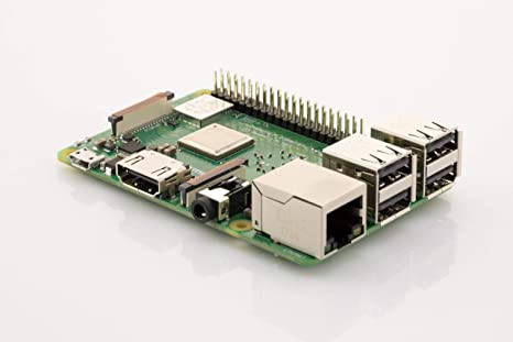 Amazon.com: Element14 Raspberry Pi 3 B+ - Placa base ...
