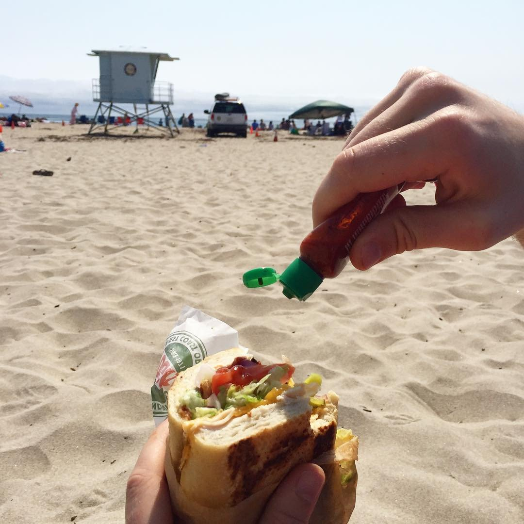 On-The-Go Sriracha Sauce made our CampingForFoodies hand-selected list of 100+ Camping Stocking Stuffers For RV And Tent Campers!