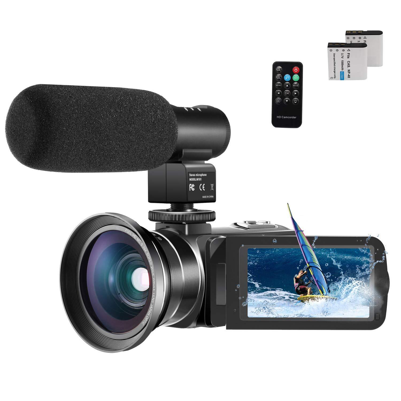 Nachtsicht Kamera mit Mikrofon