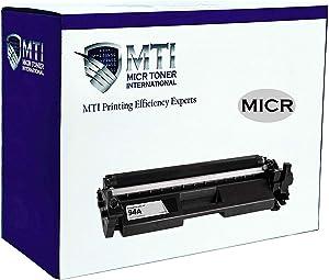 MICR Toner International Compatible MICR Toner Cartridge Replacement for HP CF294A 94A Laserjet Pro M118 M148