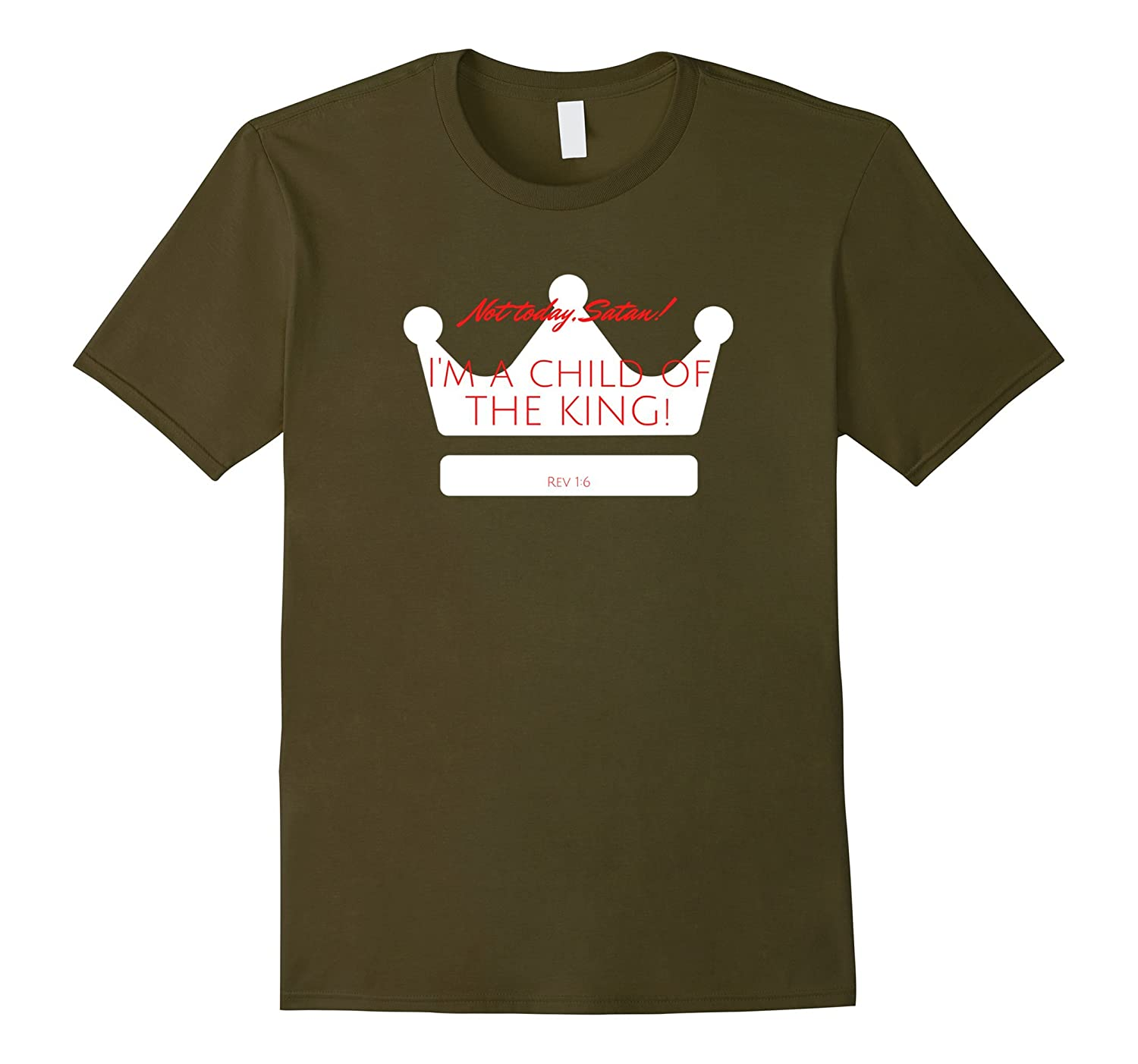Child of the King T-shirt-Vaci