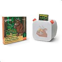 Yoto Player – Kids Audio & Music Player With 6 Story Cards Julia Donaldson The Gruffalo & Friends | Children's Speaker…