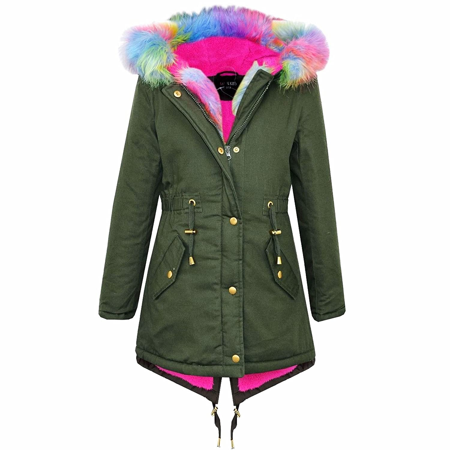 Amazon.co.uk Best Sellers: The most popular items in Girls' Coats