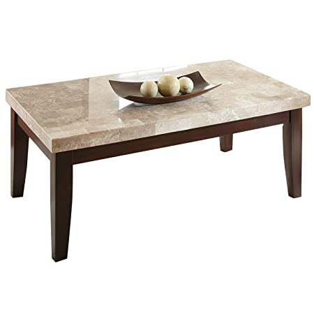 Steve Silver Company Monarch Cocktail Table, 48 x 26 x 20