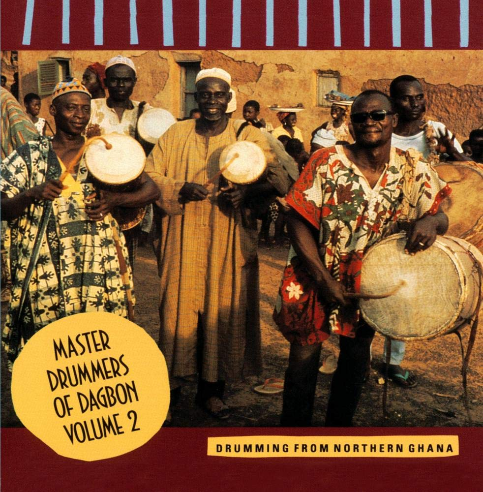 Master Drummers of Dagbon, V. 2 by Rounder