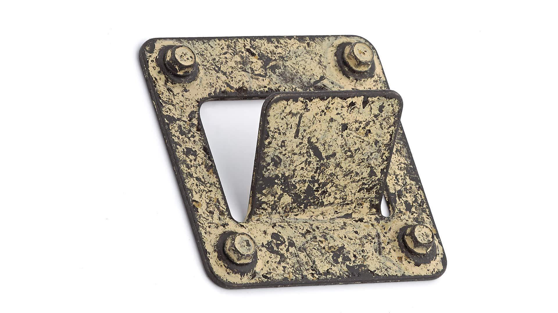 Richelieu Hardware RH1313011210 Contemporary Metal Hook, Tuscany Finish