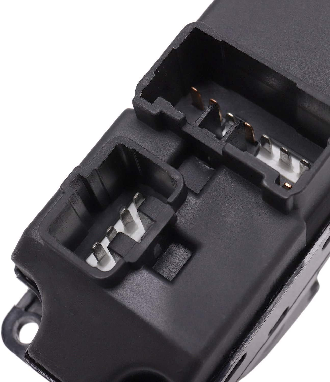 Nrpfell New Left Driver Side Electric Power Window Switch Fit for 6 03-12 GJ6A-66-350A