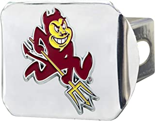 product image for FANMATS NCAA Unisex-Adult Color Hitch - Chrome