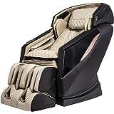 Osaki OS-Pro Yamato L-Track Massage Chair (Cream)