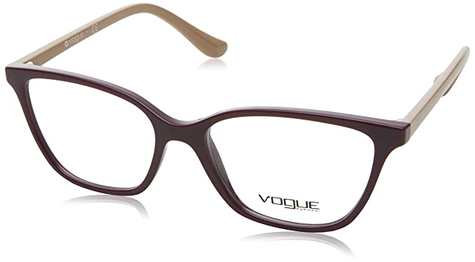 Vogue Gestell Mod.29 2392 (52 mm) schwarz h72AqgB4H