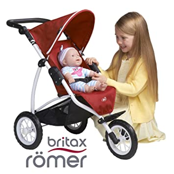 Amazon.es: Römer Britax-römer BOB Cochecito para muñeca bebé: Juguetes y juegos