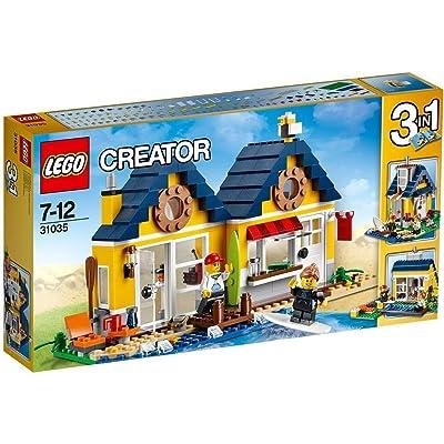 Lego Creator Beach House 31035: Toys & Games