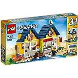 LEGO Creator - Cabaña de playa, multicolor (31035)