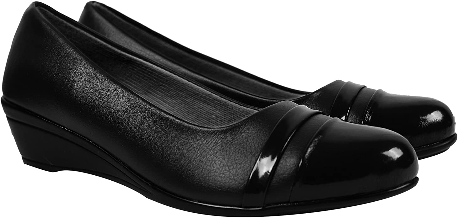 Denill Latest Collection, Comfortable & Fashionable Bellies for Women's and Girl's Women's Ballet Flats at amazon